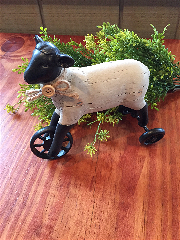 Sheep on Wheels-Sheep, Wheels, Easter, Lamb